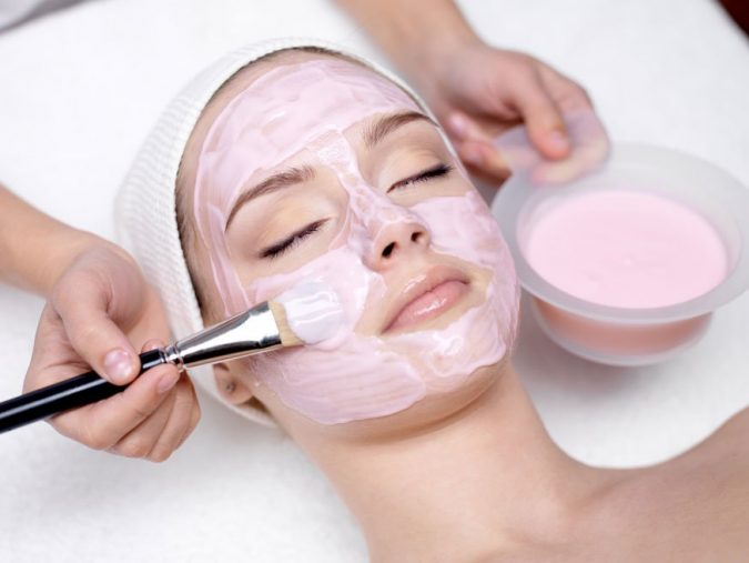 facial-treatment-675x507 Top 10 Unusual Cosmetic Products for 2020