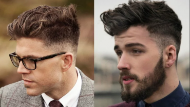 Photo of 10 Hairstyles Will Suit Men with Oval Faces