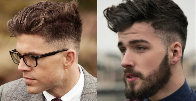 2b39720eec 10 Hairstyles Will Suit Men with Oval Faces