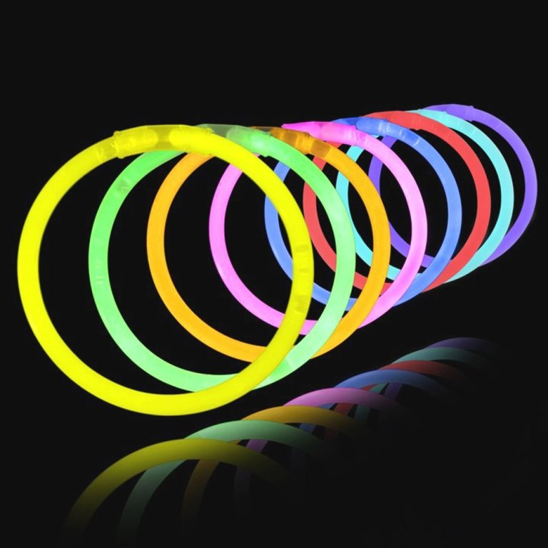 glow-sticks 5 Important Considerations to Make Before Buying Your Wedding Dress