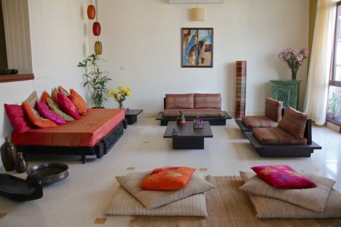 indian-living-rooms-675x449 Top 5 Indian Interior Design Trends for 2018