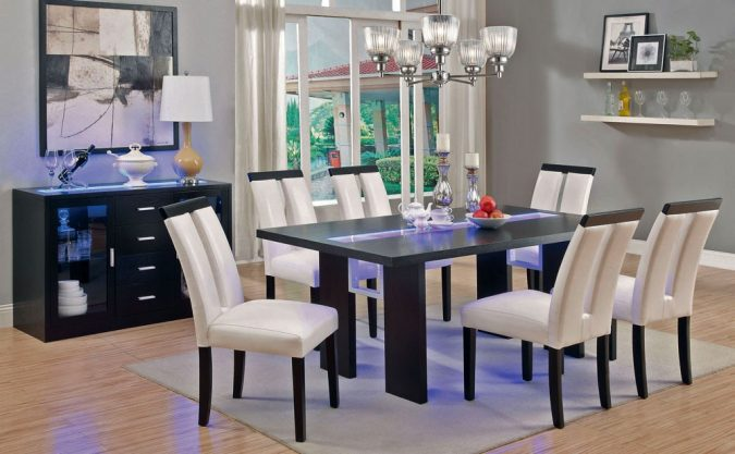 kenneth-dining-table-with-led-lights-675x417 12 Fashion Trends of Summer 2019 and How to Style Them