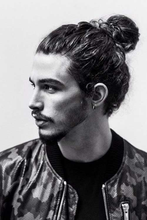 mbbbbb 10 Hairstyles Will Suit Men with Oval Faces
