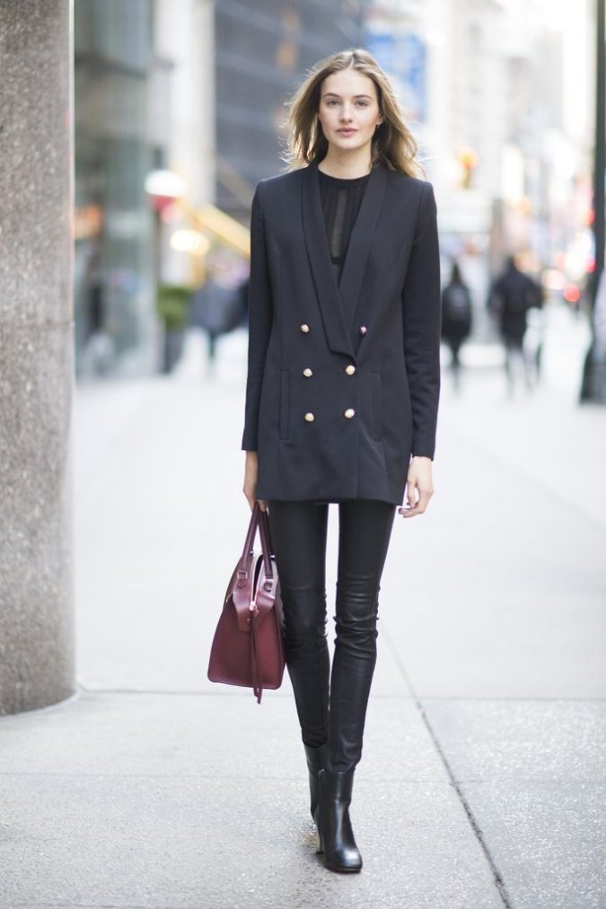 menswear-inspired-blazer-675x1012 Know What's In and Out in the Fashion World