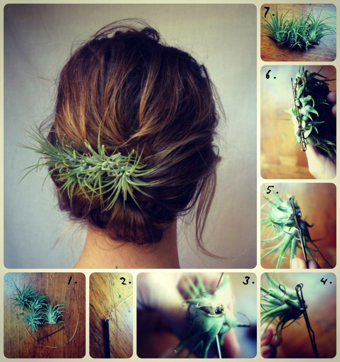 plants-hair-accessories-2-675x719 Top 10 Unusual Hair Products to Use in 2018