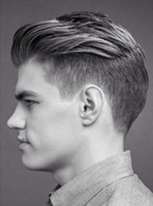 sbbb 10 Hairstyles Will Suit Men with Oval Faces