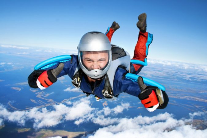 skydiving-675x450 History of Skydiving: The Ultimate Thrill