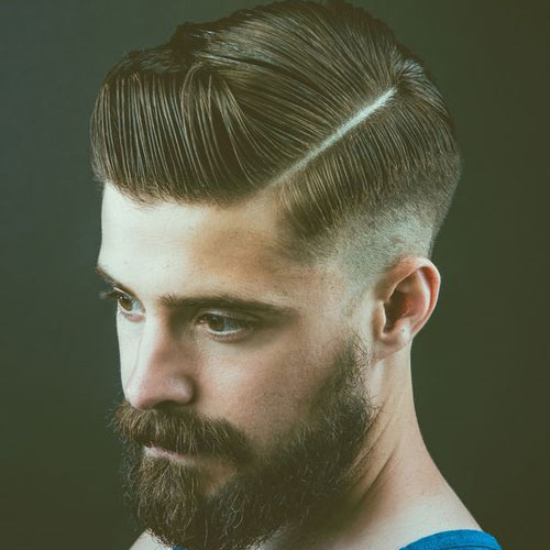 ssp 10 Hairstyles Will Suit Men with Oval Faces