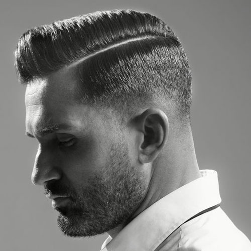 sssp 10 Hairstyles Will Suit Men with Oval Faces