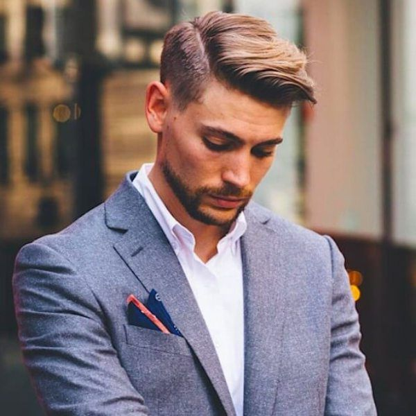 sssssp 10 Hairstyles Will Suit Men with Oval Faces