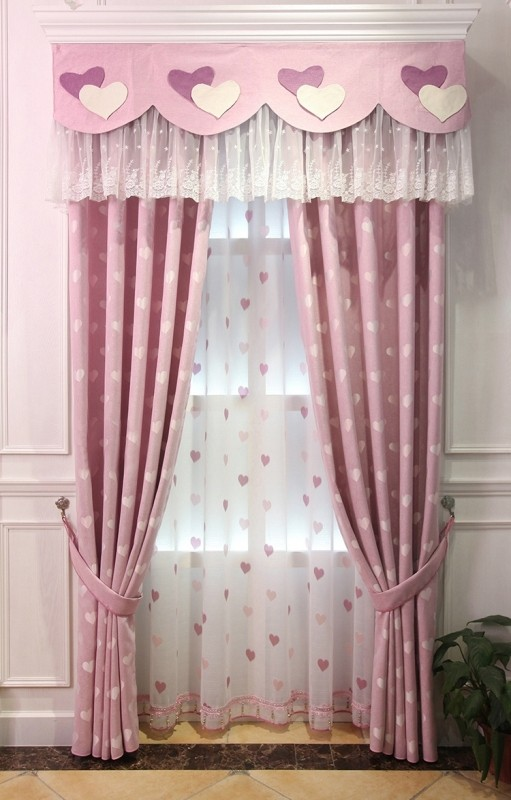 stunning-valances-1 7 Luxurious Blackout Curtain Ideas That Will Turn Your Window into a Piece of Art