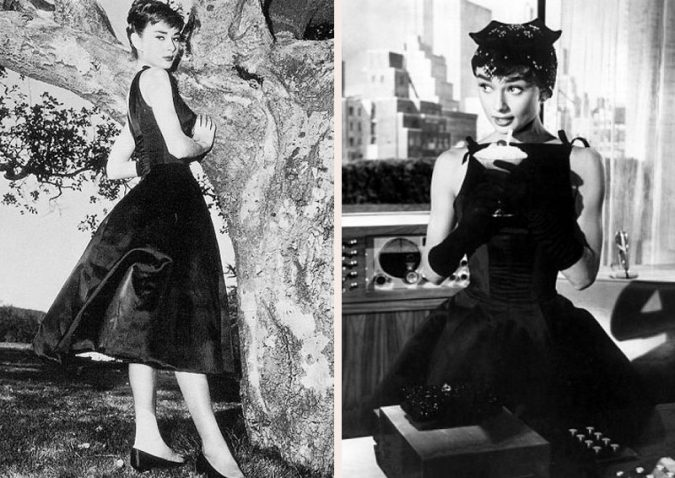 the-little-black-dress-Audrey-Hepburn-675x478 Know What's In and Out in the Fashion World