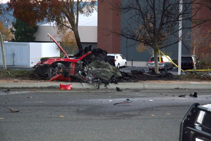 wreckage-of-Paul-Walker-car-675x450 What to Do After Getting Injured in a Car Accident