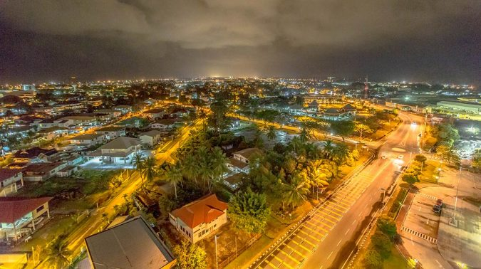 Burunei-Kuala-Belait-at-Night-675x378 Top 5 Debt-Free Countries in The World!