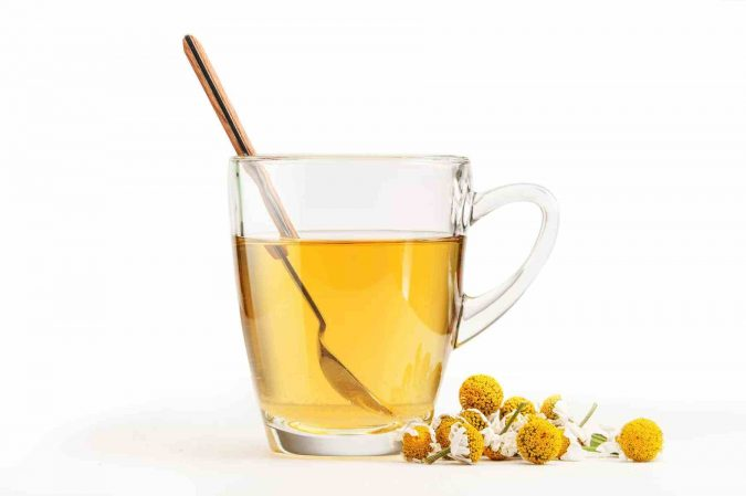 Chamomile-tea-675x449 Top 10 Best Hair Masks for Color Treated Hair