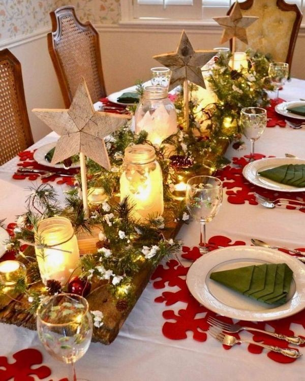 Christmas-decoration-ideas-106 97+ Awesome Christmas Decoration Trends & Ideas 2018