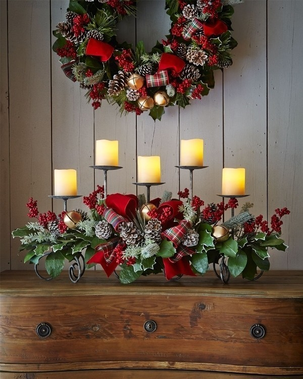 Christmas-decoration-ideas-113 97+ Awesome Christmas Decoration Trends & Ideas 2018