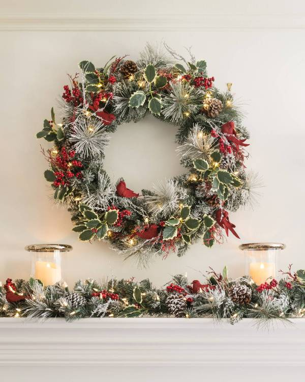 Christmas-decoration-ideas-114 97+ Awesome Christmas Decoration Trends & Ideas 2018