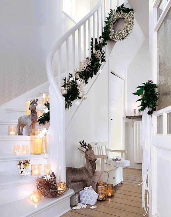 Christmas-decoration-ideas-117 97+ Awesome Christmas Decoration Trends & Ideas 2018