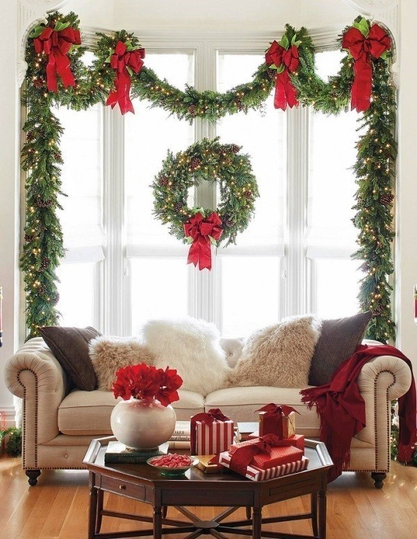 Christmas-decoration-ideas-120 97+ Awesome Christmas Decoration Trends & Ideas 2018