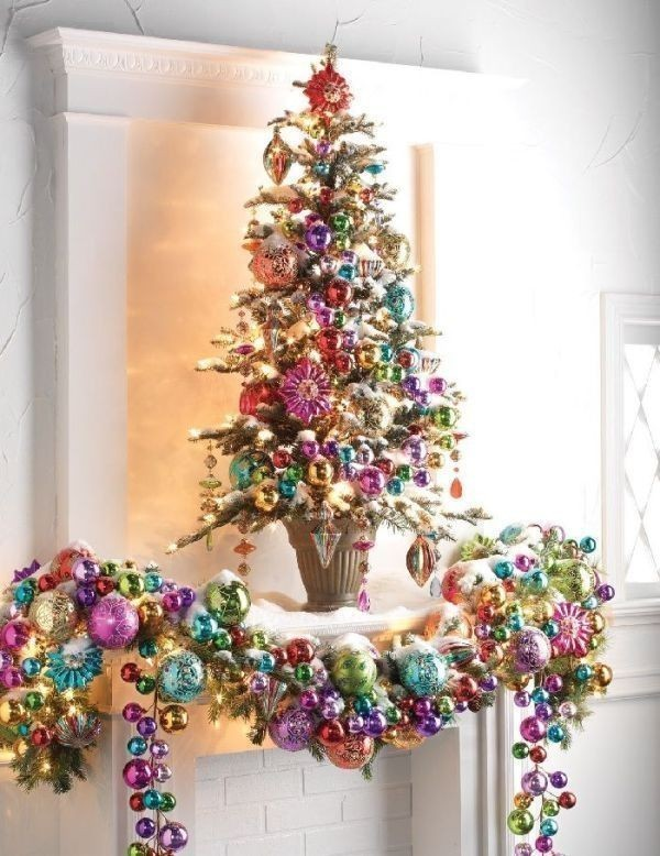 Christmas-decoration-ideas-121 97+ Awesome Christmas Decoration Trends & Ideas 2018