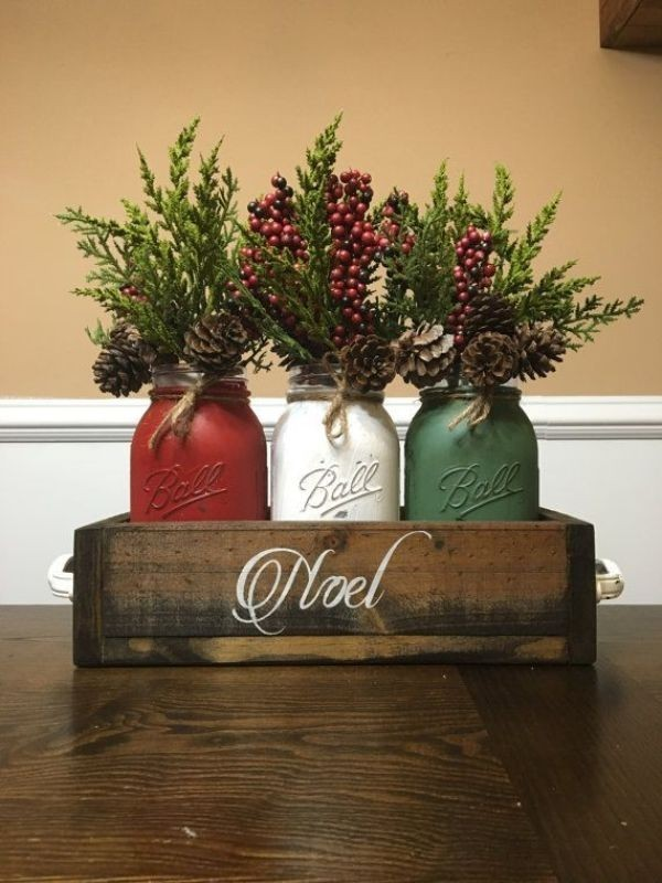 Christmas-decoration-ideas-135 97+ Awesome Christmas Decoration Trends & Ideas 2018