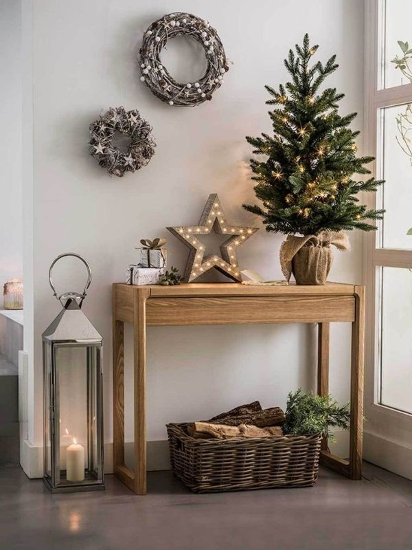 Christmas-decoration-ideas-137 97+ Awesome Christmas Decoration Trends & Ideas 2018