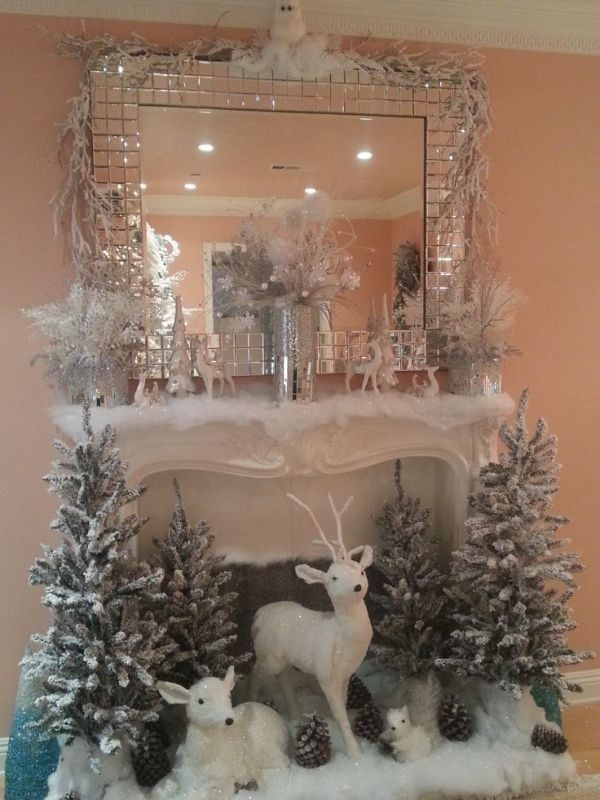 Christmas-decoration-ideas-138 97+ Awesome Christmas Decoration Trends and Ideas 2020