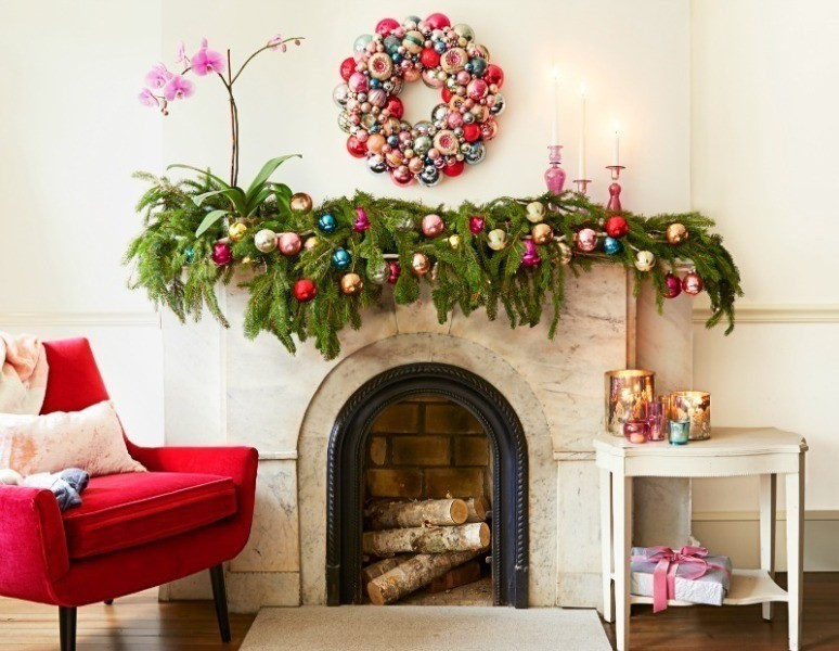 Christmas-decoration-ideas-159 97+ Awesome Christmas Decoration Trends & Ideas 2018