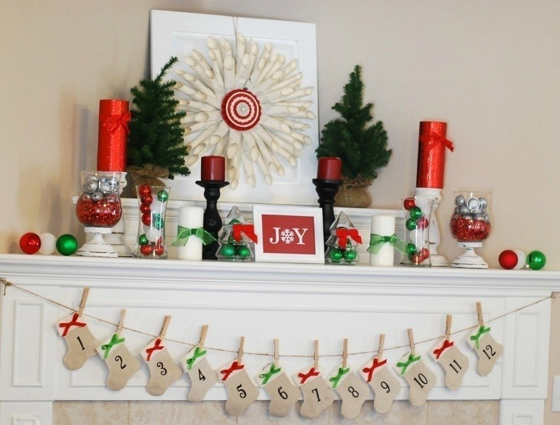 Christmas-decoration-ideas-160 97+ Awesome Christmas Decoration Trends & Ideas 2018
