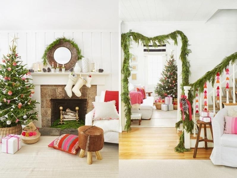 Christmas-decoration-ideas-161 97+ Awesome Christmas Decoration Trends & Ideas 2018