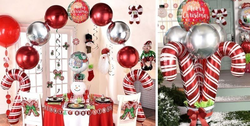 Christmas-decoration-ideas-162 97+ Awesome Christmas Decoration Trends and Ideas 2020