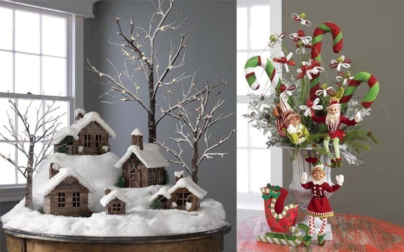 Christmas-decoration-ideas-166 97+ Awesome Christmas Decoration Trends & Ideas 2018