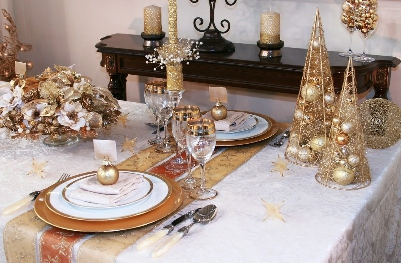 Christmas-decoration-ideas-167 97+ Awesome Christmas Decoration Trends & Ideas 2018