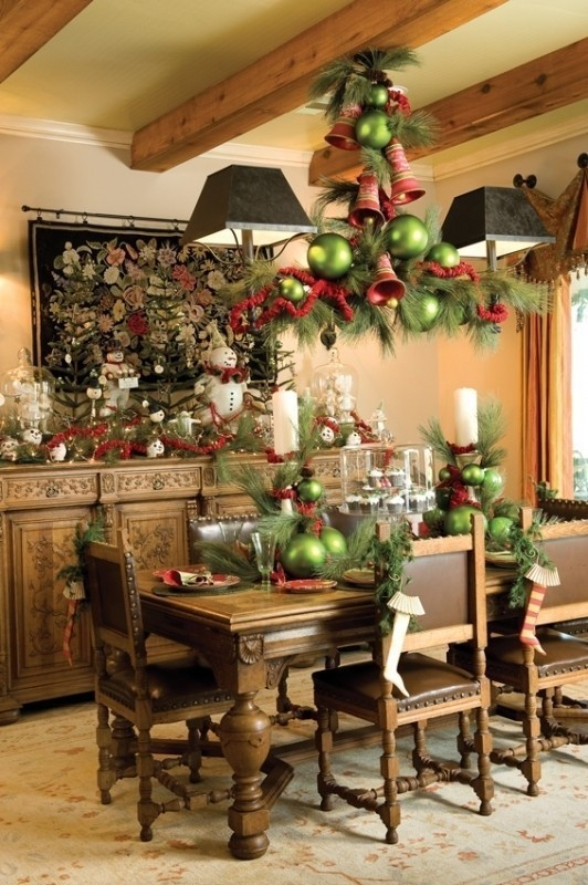 Christmas-decoration-ideas-17 97+ Awesome Christmas Decoration Trends & Ideas 2018