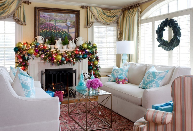 Christmas-decoration-ideas-173 97+ Awesome Christmas Decoration Trends and Ideas 2022