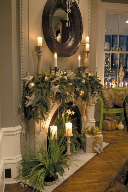 Christmas-decoration-ideas-27 97+ Awesome Christmas Decoration Trends & Ideas 2018