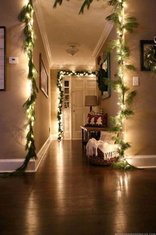 Christmas-decoration-ideas-29 97+ Awesome Christmas Decoration Trends & Ideas 2018