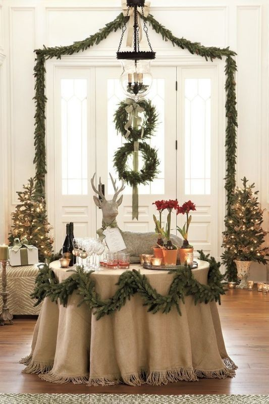 Christmas-decoration-ideas-35 97+ Awesome Christmas Decoration Trends and Ideas 2020