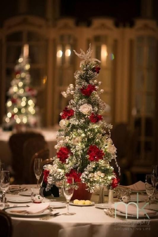 Christmas-decoration-ideas-37 97+ Awesome Christmas Decoration Trends & Ideas 2018