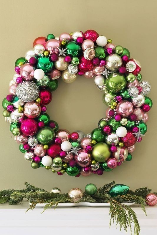 Christmas-decoration-ideas-39 97+ Awesome Christmas Decoration Trends & Ideas 2018