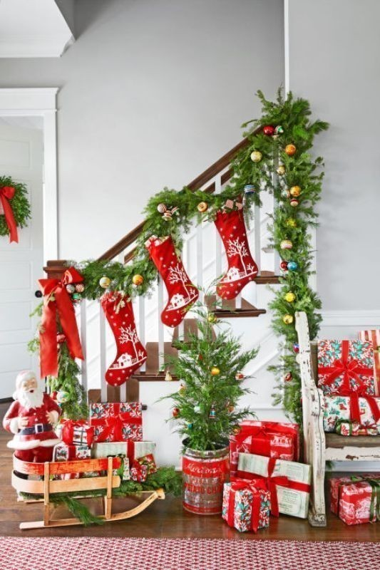 Christmas-decoration-ideas-43 97+ Awesome Christmas Decoration Trends & Ideas 2018