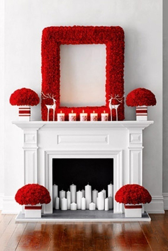 Christmas-decoration-ideas-49 97+ Awesome Christmas Decoration Trends & Ideas 2018