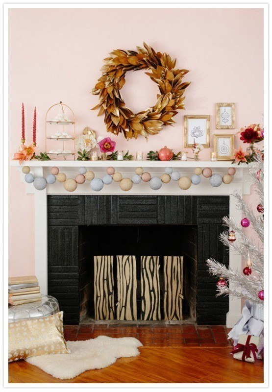 Christmas-decoration-ideas-56 97+ Awesome Christmas Decoration Trends & Ideas 2018