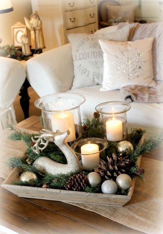 Christmas-decoration-ideas-58 97+ Awesome Christmas Decoration Trends & Ideas 2018