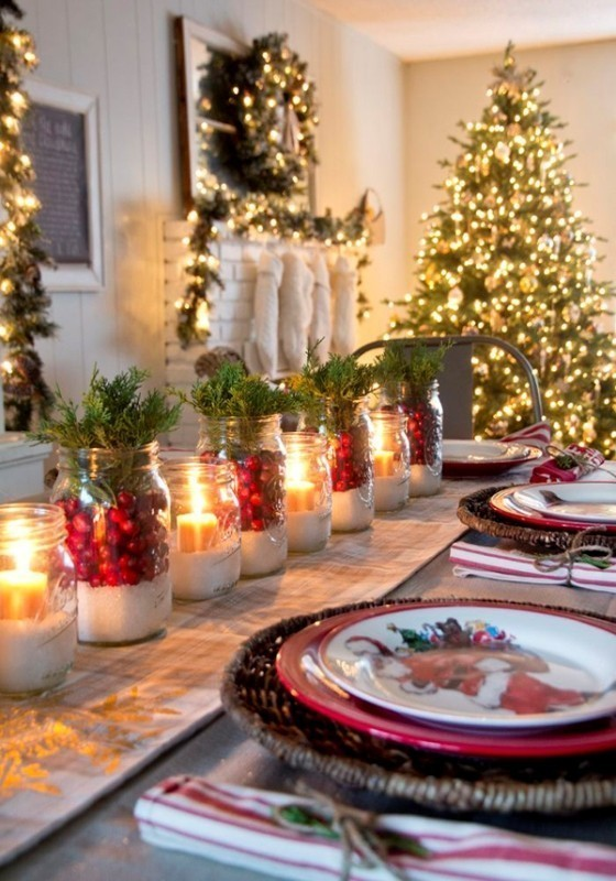 Christmas-decoration-ideas-59 97+ Awesome Christmas Decoration Trends & Ideas 2018