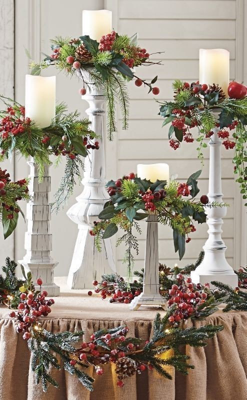 Christmas-decoration-ideas-6 97+ Awesome Christmas Decoration Trends & Ideas 2018