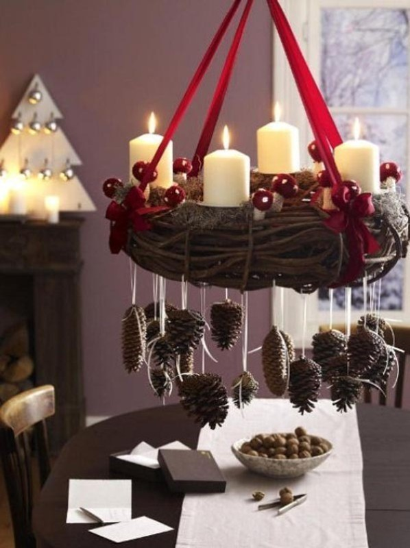 Christmas-decoration-ideas-71 97+ Awesome Christmas Decoration Trends & Ideas 2018