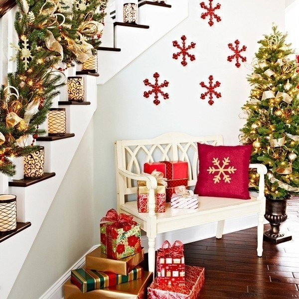 Christmas-decoration-ideas-75 97+ Awesome Christmas Decoration Trends & Ideas 2018