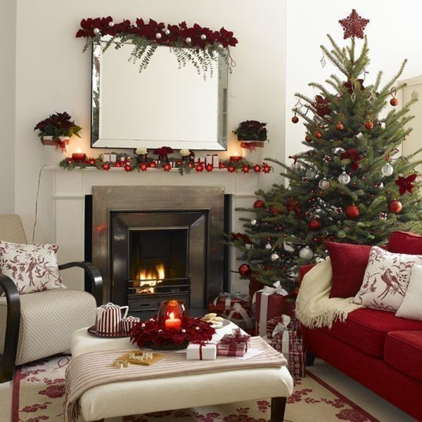 Christmas-decoration-ideas-76 97+ Awesome Christmas Decoration Trends & Ideas 2018
